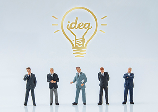 イメージ:新商品開発・マーケティング